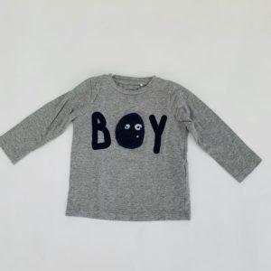 Longsleeve boy Name it 9-12m / 80