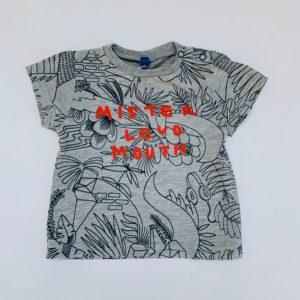 T-shirt mister loud mouth CKS 68