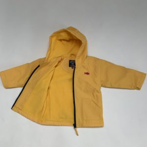 Waxed raincoat / regenjas Weekend à la mer 12m