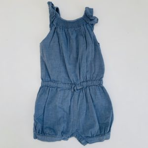 Jumpsuit sleeveless denim Ralph Lauren 24m