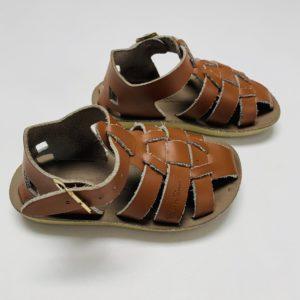 Sandalen bruin Salty Water Sandals maat 22