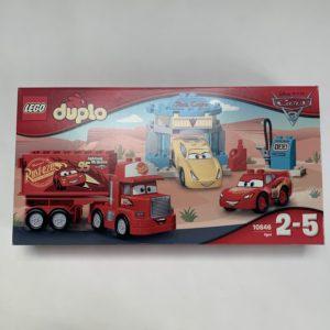 Duplo Cars Flo's Café Lego