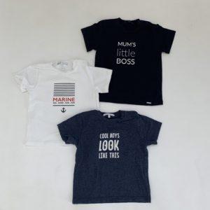 3 x t-shirts GYMP 92