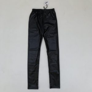Legging leather look Cos I said so 8-9jr / 128/134