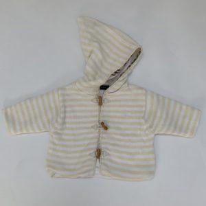 Jasje knitwear met houten knopen Burberry 3m