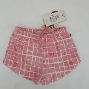 Short pink pool Noé & Zoë 4jr