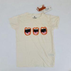 T-shirt scream Noé & Zoë 10jr