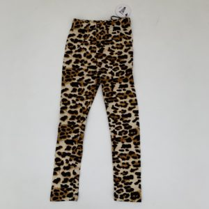 Legging leopard Cos I said so 4-5jr