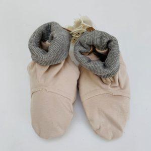 Shoe sock pink Nixnut 12-18m