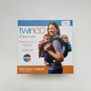 Draagzak tweeling  of twee aparte draagzakken Twingo 4,6-20kg
