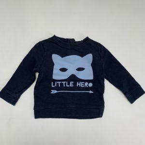 Sweater little hero Besties by JBC 80