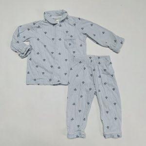 Pyjama anker H&M 6-9m / 74