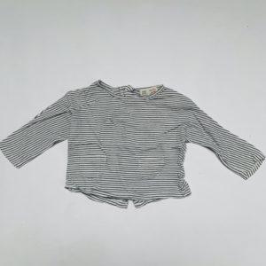 Longsleeve stripes Zara 3-6m / 68