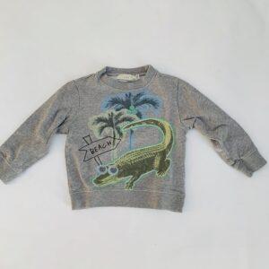 Sweater crocodile Stella Mccartney 2jr