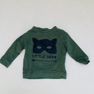 Sweater hero Besties 86
