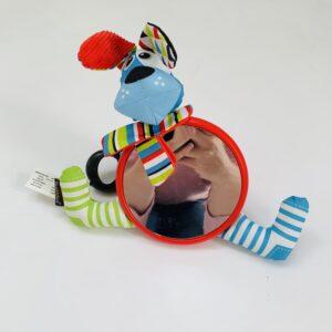 Mijn eerste babyspiegel hond Yookidoo