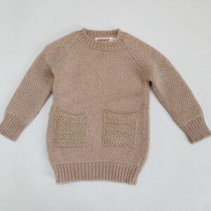 Gebreide sweaterdress Aymara 12m