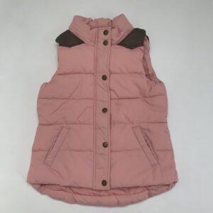 Bodywarmer pink H&M 7-8jr / 122-128