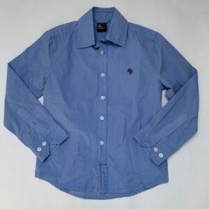 Blauw hemdje Red & Blue 8jr / 128