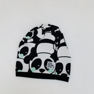 Beanie panda Little cotton style 2-3jr