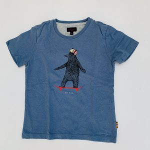 T-shirt skaterbear Paul Smith jr 4jr