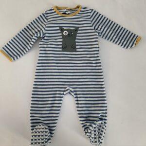 Pyjama met voetjes cat La Redoute 2jr / 86