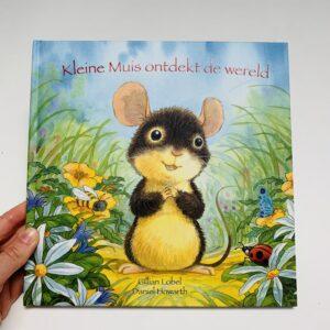 Kleine muis ontdekt de wereld Parragon vanaf 4jr
