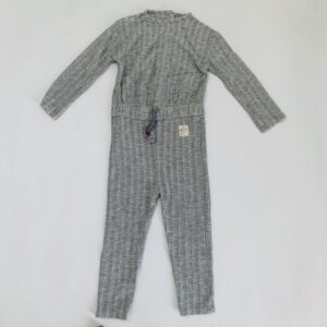 Jumpsuit geribd grey Mango 2-3jr / 98
