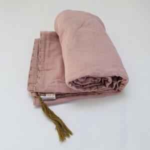 Summer blanket/ newborn dekentje N°74 80x110cm