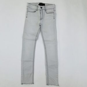 Lichte denim broek Finger in the nose 8/9jr