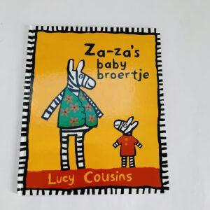 Zaza's baby broertje Leopold Amsterdam