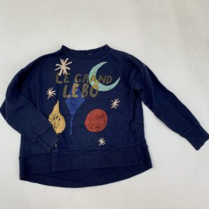 Maxisweater le grand lebo Bobo Choses 8-9jr
