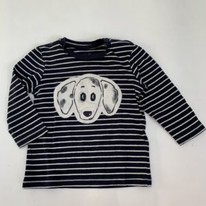 Longsleeve dog Name it 6-9m / 74