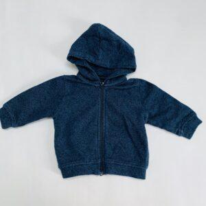Hoodie donkerblauw P'tit Filou 1m