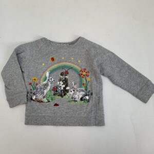 Sweater rabbit Stella Mccartney 3jr