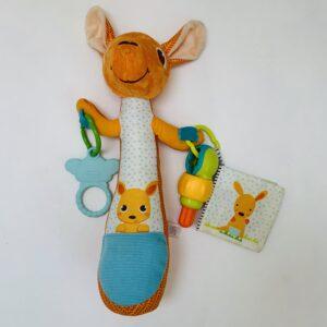 Kangy kangaroo take along toy Tiny Love