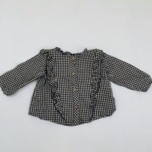 Blouse ruit Zara 12-18m / 86