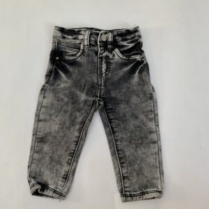 Zwarte jeans Noppies 68