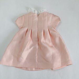 Kleedje pink bow satin look  Mayoral 2-4m / 65