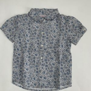 Blouse shortsleeve flowers Les enfants de Gisele 3jr / 94