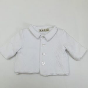 Jasje stitch white EMC 1m