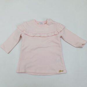 Kleedje roze gevoerd GYMP 62