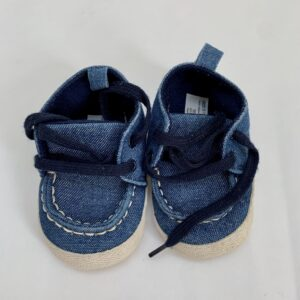 Babyslofjes denim Zara 6-12m