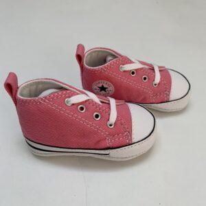 Babyschoentjes first star rose Converse maat 18