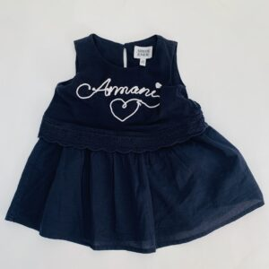 Kleedje sleeveless Armani junior 2jr / 94