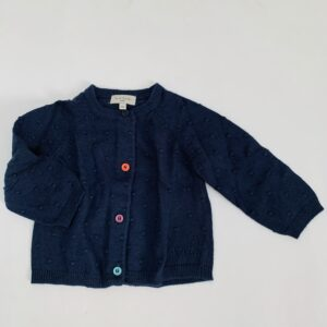 Gilet tricot dots Paul Smith baby 18m