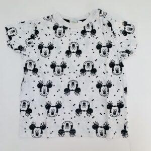 T-shirt Mickey Disney baby 86