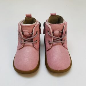 Enkelbotjes metallic pink UGG 6-12m / 17/18
