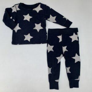 2-delige pyjama stars Next 12-18m / 86