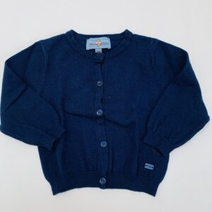 Gilet donkerblauw River Woods 12m